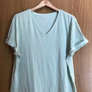 Lululemon Light Green T-shirt Size 10